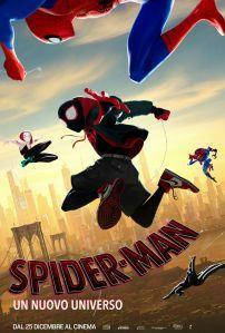 Spider-Man: Un nuovo universo di Bob Persichetti, Peter Ramsey e Rodney Rothman: la recensione