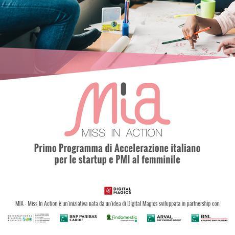 MIA cerca startup e PMI innovative al femminile per supportare le donne imprenditrici