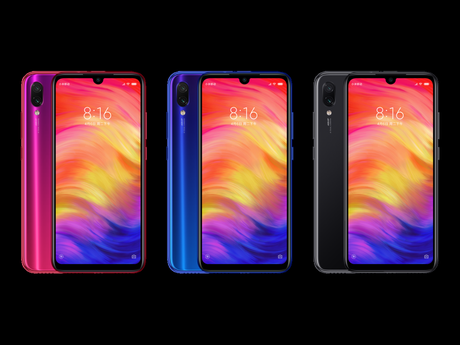 Xiaomi Redmi Note 7 ufficiale: entry level con fotocamera da 48 Megapixel a 150€