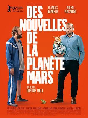 Des nouvelles de la planète Mars - Dominik Moll (2016)