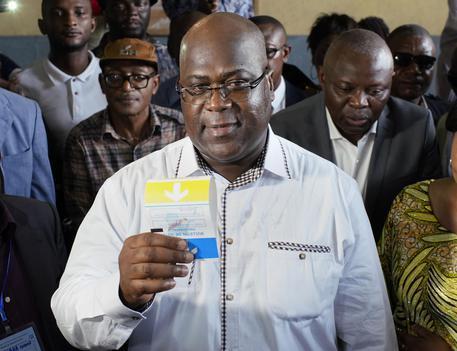 Risultati immagini per contestazioni voto in congo