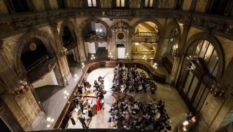 Musica a pranzo a Palazzo Zevallos: ingresso gratuito