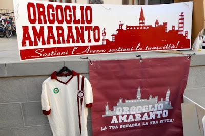 Orgoglio Amaranto, Stefano Farsetti è il nuovo presidente