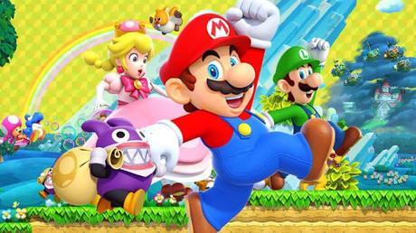Blue Toad sarà giocabile in New Super Mario Bros. U Deluxe