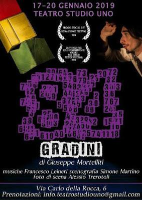 """Teatro Studio Uno, """"84 gradini"""""""