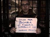 """Bomba alla pizzeria Sorbillo: scuso tutta Napoli 'buona'"""""""