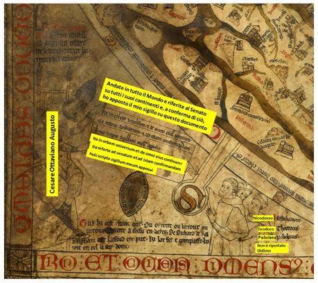 Planisfero di Fano: datazione da rivedere