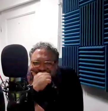Vincenzo on air