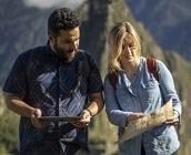 """""""Blindspot 4"""": primo sguardo a Patterson e Rich sul Machu Picchu"""