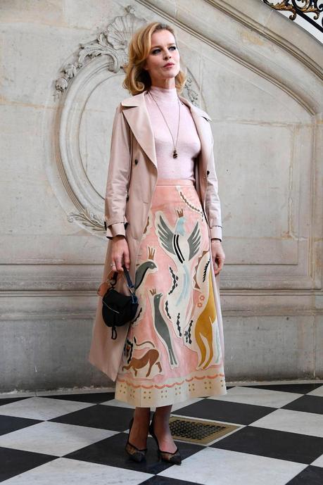 Paris Fashion Week: notizie random dalla settimana della moda francese