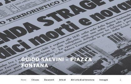 Il sito di Guido Salvini