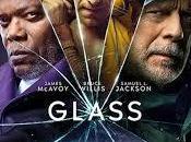 GLASS NIGHT SHYAMALAN