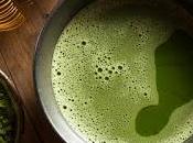 matcha, potente verde