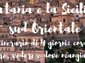 Sicilia Orientale: Catania tour giorni. Itinerario, hotel dove mangiare.
