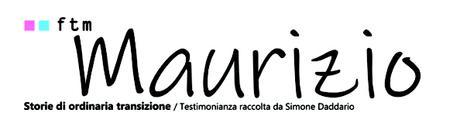 ftm Storie di ordinaria transizione | MAURIZIO