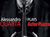 """C.S._ALESSANDRO QUARTA: violinista fama internazionale sarà ospite VOLO nella serata duetti Festival Sanremo. IL 22FEB_ ESCE L'ALBUM """"ALESSANDRO QUARTA PLAYS ASTOR PIAZZOLLA"""""""