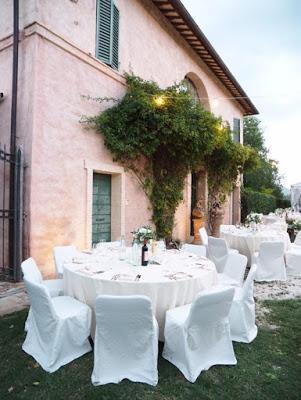 Una vera location per matrimoni ecologici in Umbria - Tenuta San Lorenzo Vecchio