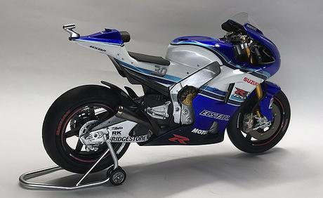 Suzuki GSX-RR M.Viñales Sachsenring & Indianapolis 2015 by Modulo