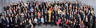 I candidati all'Oscar, tra cui Lady Gaga, Rami Malek e Spike Lee, celebrano il pranzo all'Academy