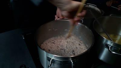 il risotto dello chef