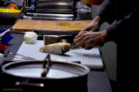 Lisbona, Baccalà alla vicentina protagonista di un workshop con lo Chef Antonio Chemello