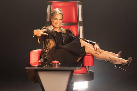 """#RAI2: TORNA """"THE VOICE"""", LO SHOW DEGLI SHOW MUSICALI Conduce Simona Ventura"""