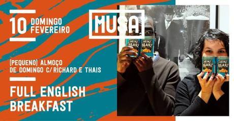 Fine settimana a Lisbona, eventi 8-10 febbraio 2019