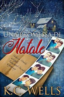 """Anteprima: """"UNA PROMESSA DI NATALE"""" di K. C. Wells"""
