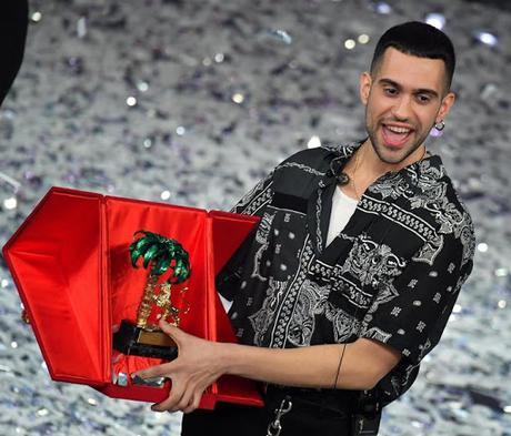 Mahmood vince il 69/o festival di Sanremo