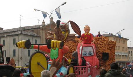 Carnevale a Finale Emilia, due sfilate in programma il 17 e 24 febbraio!
