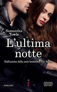 Recensione: L'ultima notte di Samantha Towle