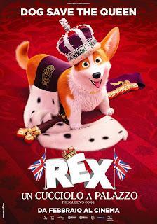 Rex - un cucciolo a palazzo il nuovo film della Eagle Pictures