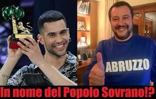 In Abruzzo il popolo è ancora sovrano. A San Remo... un pò meno!