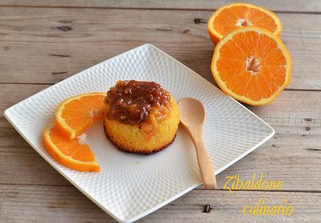 Pudding all'arancia