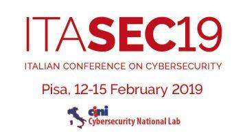 Al Cnr di Pisa la conferenza nazionale sulla sicurezza informatica del sistema Italia