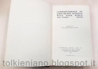 Tolkien, San John Henry Newman e il venerabile Mindszenty