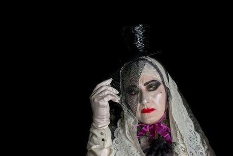 Rossella Regina interpreta Su Componidori de la Sartiglia di Oristano