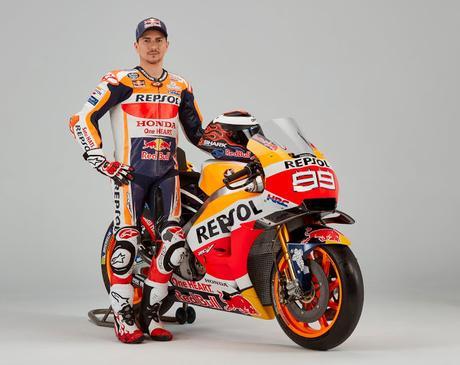Honda RC 213V Repsol Honda Team 2019