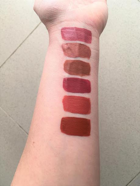 Super Stay Matte Ink by Maybelline (le migliori tinte labbra per me!)