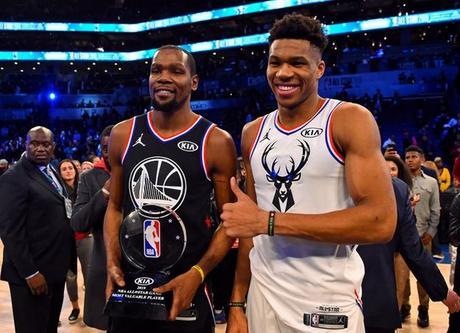 Durant, Giannis, Davis ma non solo: cosa resta dell'All Star Weekend 2019