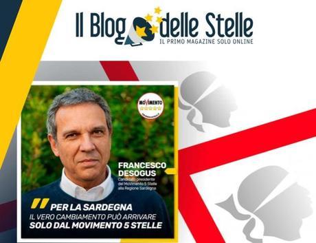 Regionali Sardegna 2019 – Chi è Francesco Desogus, candidato M5S? Carta d'identità