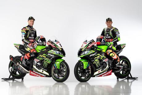 Kawasaki ZX-10RR Kawasaki Racing Team WSBK 2019