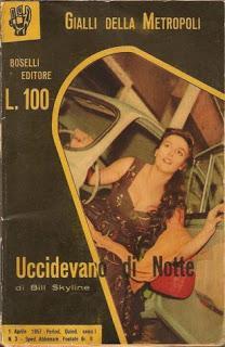 DIABOLICH, L'ASSASSINO CHE SFIDO' TORINO. - Seconda Parte