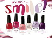 Unghie sempre perfette capsule collection faby smile