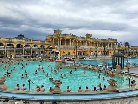 Bagni Széchenyi: il centro termale più famoso di Budapest