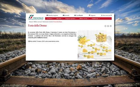 """Epic fail di Trenitalia: """"L'8 marzo riceverai… una caramella"""""""