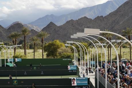 ATP World Tour Masters 1000, in esclusiva su Sky Indian Wells (7-17 marzo 2019)