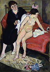 Quando l'arte diventa il corpo delle donne
