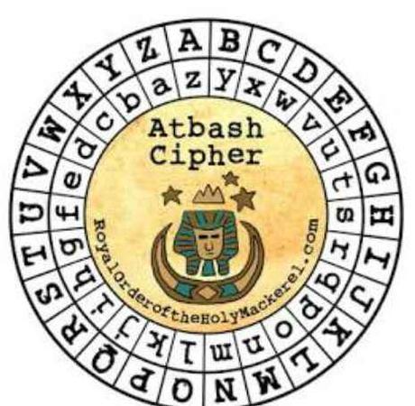 Cifrario Atbash