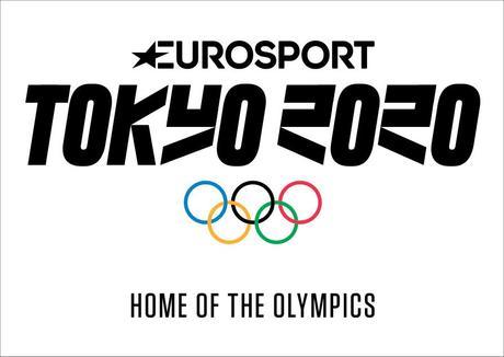 Eurosport svela il suo nuovo logo per Tokyo 2020